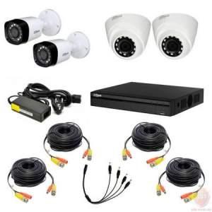 Системи відеоспостереження для дому та офісу